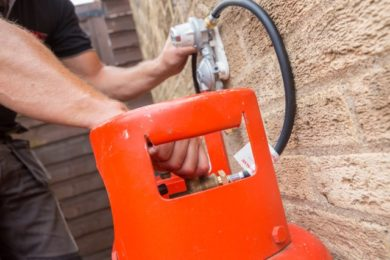 LPG Gas Installation For Permanent Dwellings