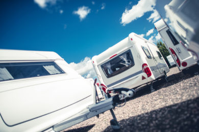 LPG Gas For Leisure Accomodation Vehicles